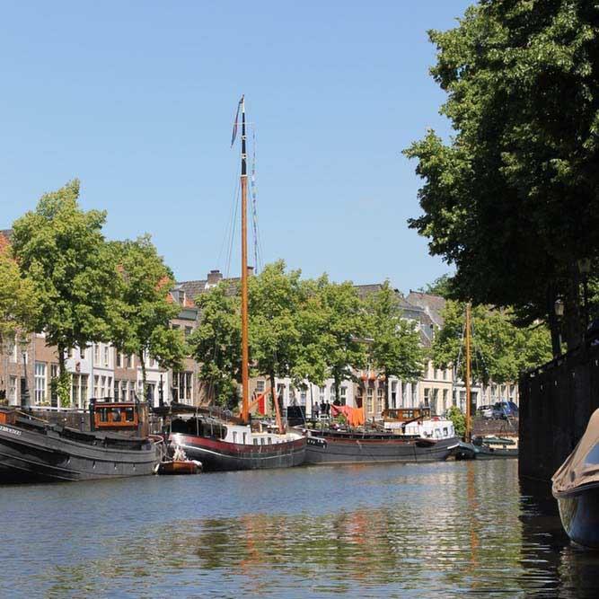 Rondvaart Den Bosch - Smalle Haven