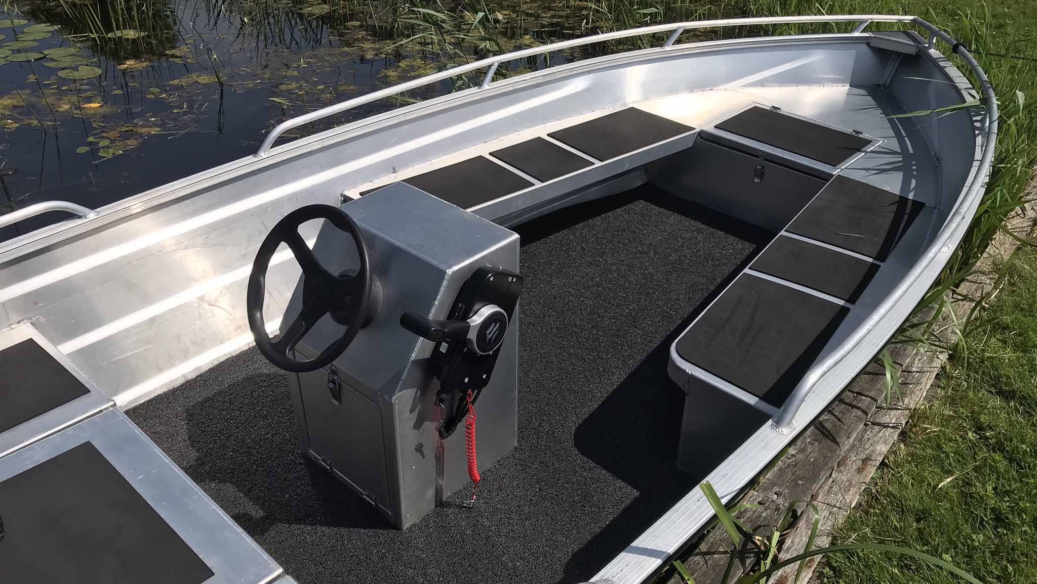 Elektrisch varen Den Bosch