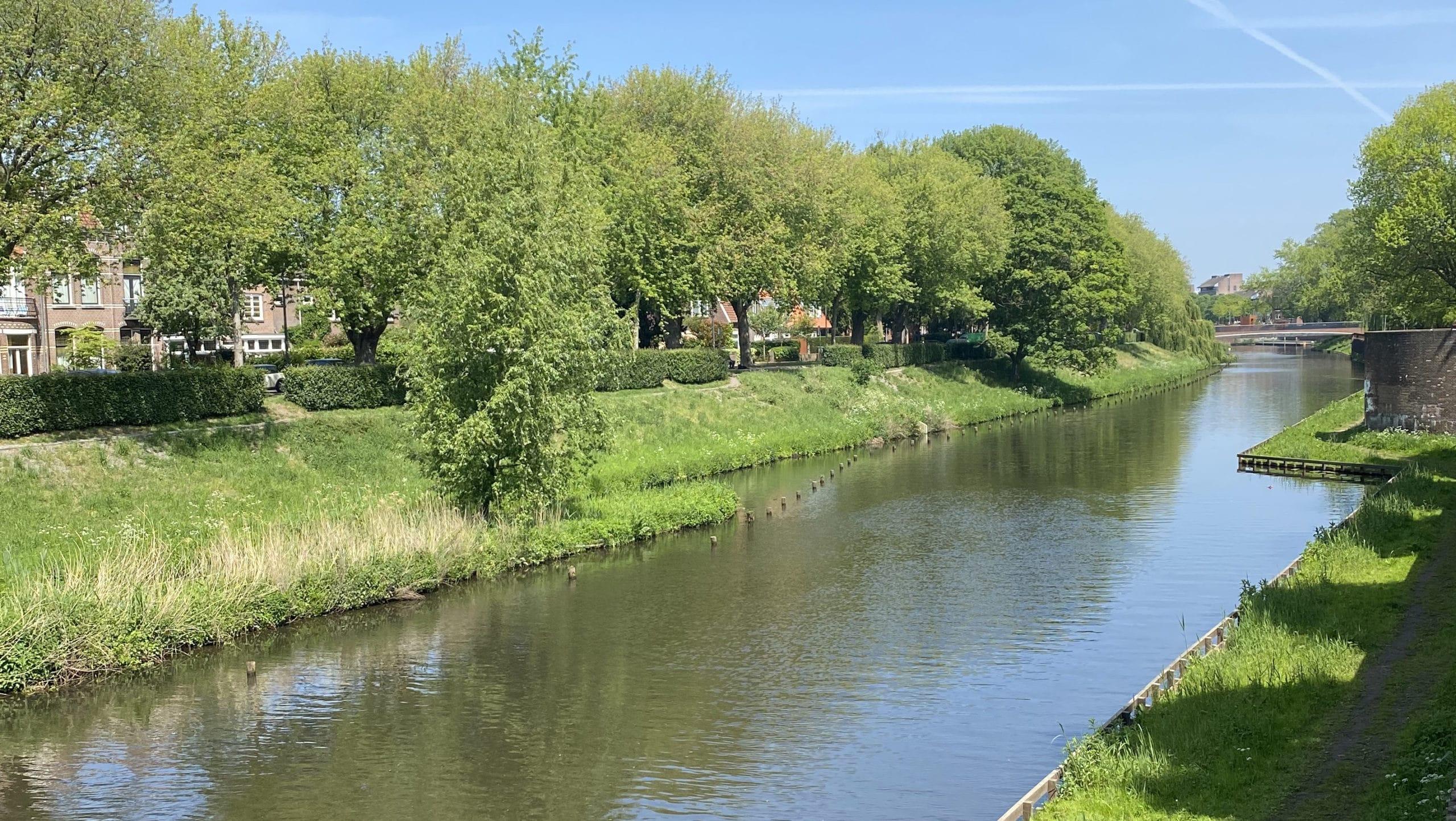 zelf varen in Den Bosch over De Dommel