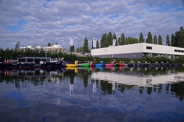 Opstaplocatie bootverhuur Den Bosch