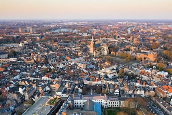 Stadscentrum van 's-Hertogenbosch