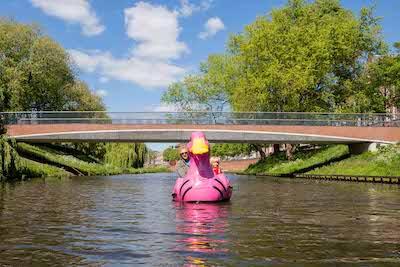 Fotograaf Evita Copier - zelf varen in Den Bosch